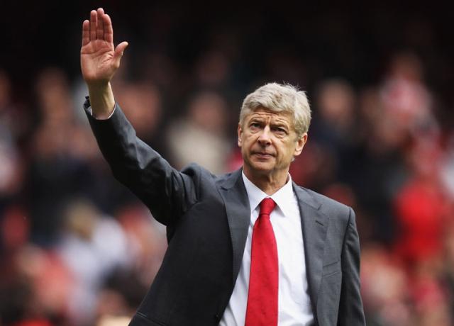 Arsene Wenger to become next Switzerland Manager