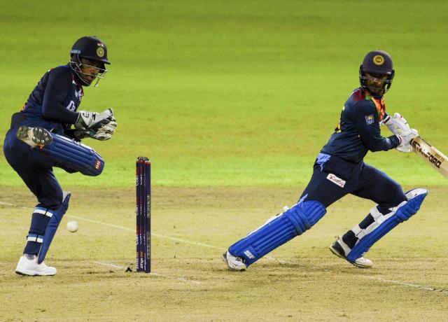 SL vs IND