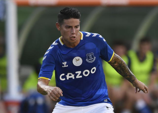Will James Rodriguez go back to Carlo Ancelotti at Real Madrid?