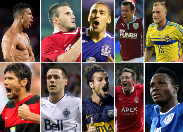 10 Players Who Were Sent Off For Taking Off Their Jersey