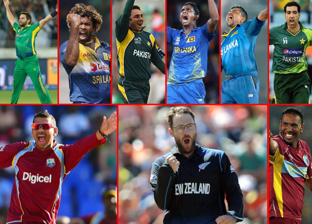 Bowling Records of ICC Men's T20 Cricket World Cup