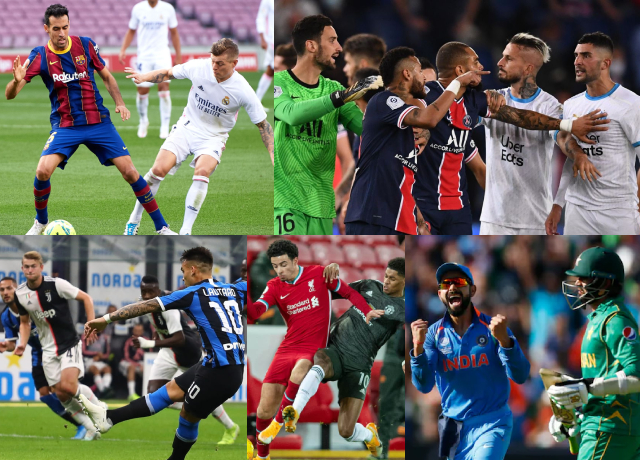 24 October Will Be A Blockbuster Day For Sports Fans