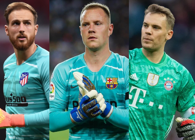 Top 10 Highest Rated Goalkeepers In FIFA 22