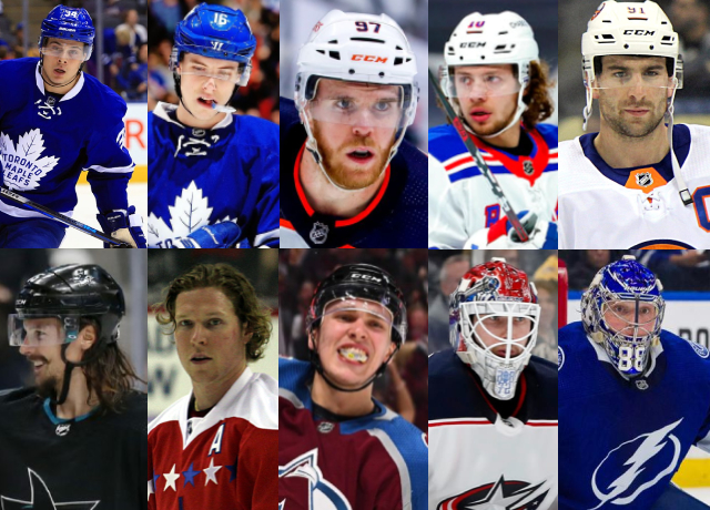 Top 10 Highest Earning NHL Players In 2021