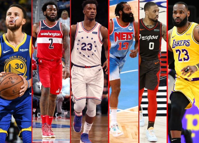 Top 10 Highest Paid NBA Players At The Moment