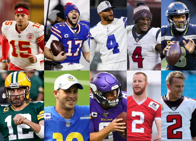 Top 10 Highest Paid NFL Players At The Moment