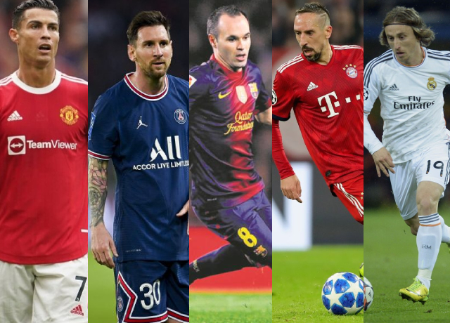 UEFA Player Of The Year Awards