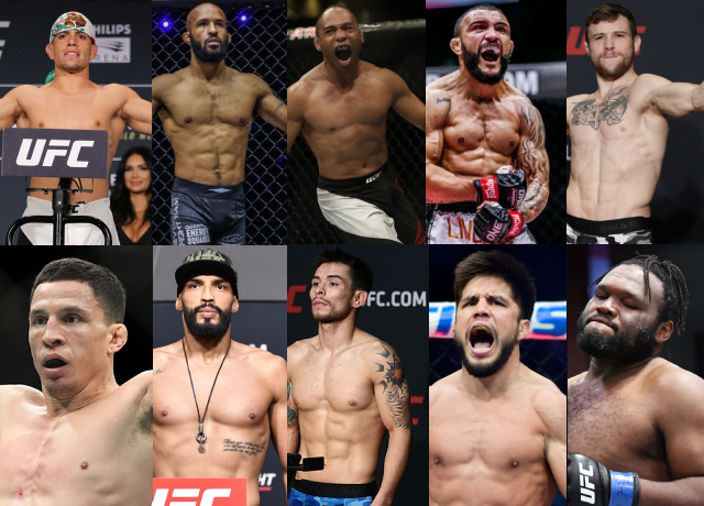 Top 10 Shortest UFC Fighters In History