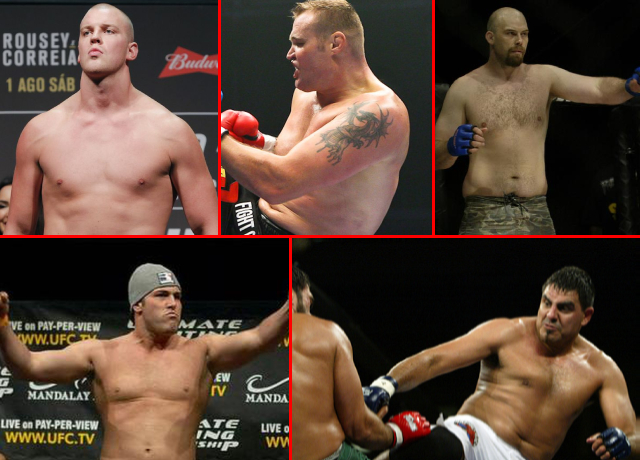 Top 5 Tallest Fighters In UFC History