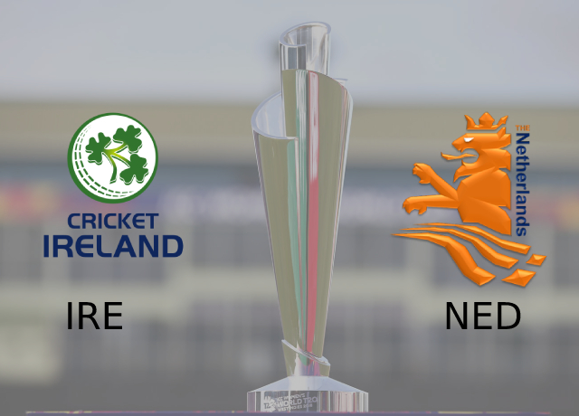 T20 WC 2021, Group A: Ireland vs Netherlands 3rd match Live Streaming