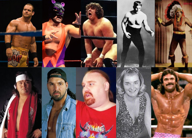 10 Under-50 Premature Wrestlers Who Lost Their Life During Their Fight