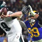 SNF Eagles upset sportsbooks