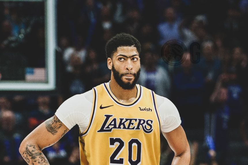 Anthony Davis to Lakers trade