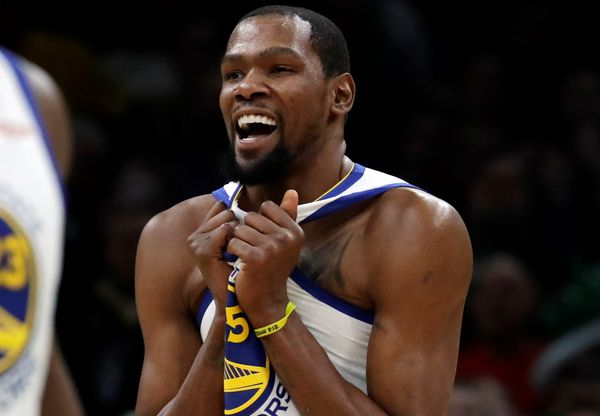 Odds on Kevin Durant's Next Team