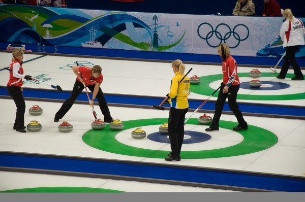 Curling betting