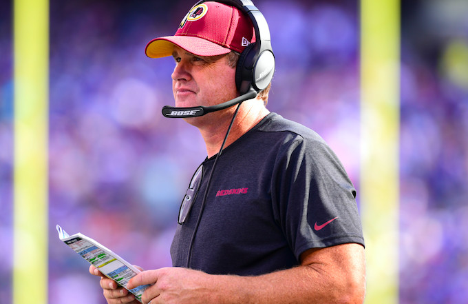 Gruden fired - what were the odds