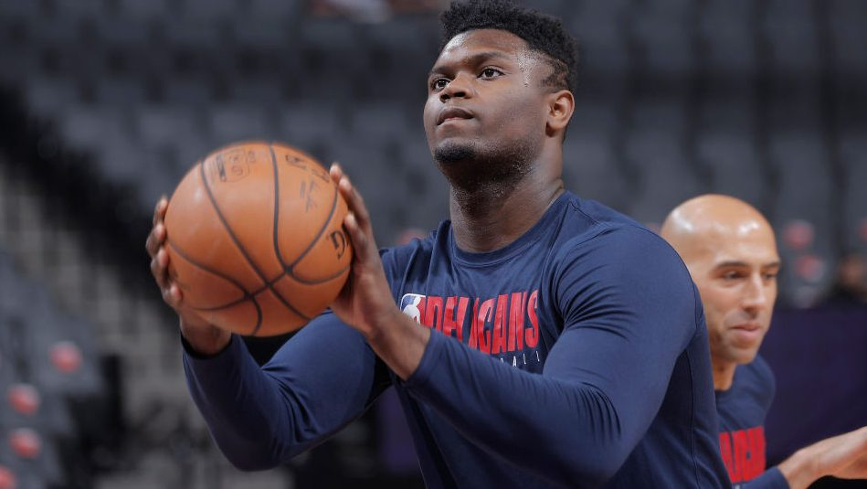 Zion New Orleans Free Pick