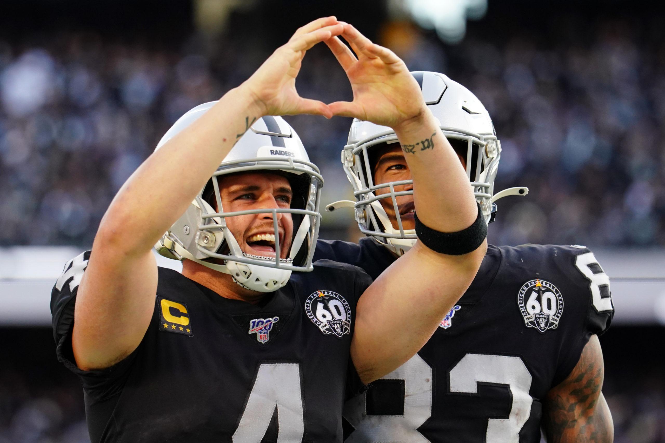 Super Bowl Odds week 3 - Raiders Improve