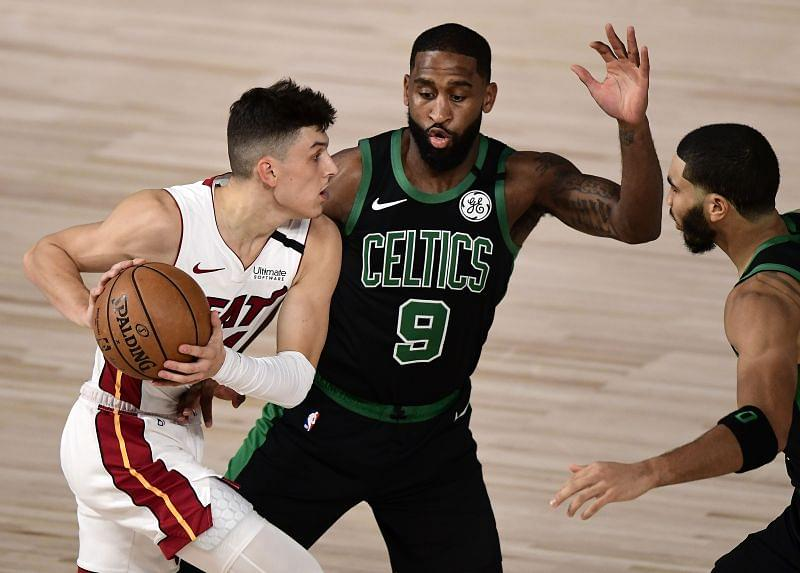 Celtics vs Heat betting playoffs 2020