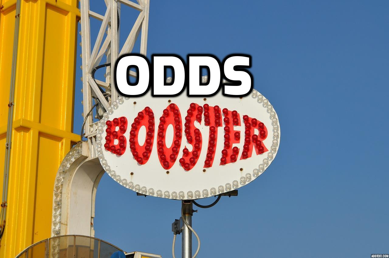 odds booster betting specials football
