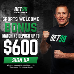 Canadian sportsbook bonus offer