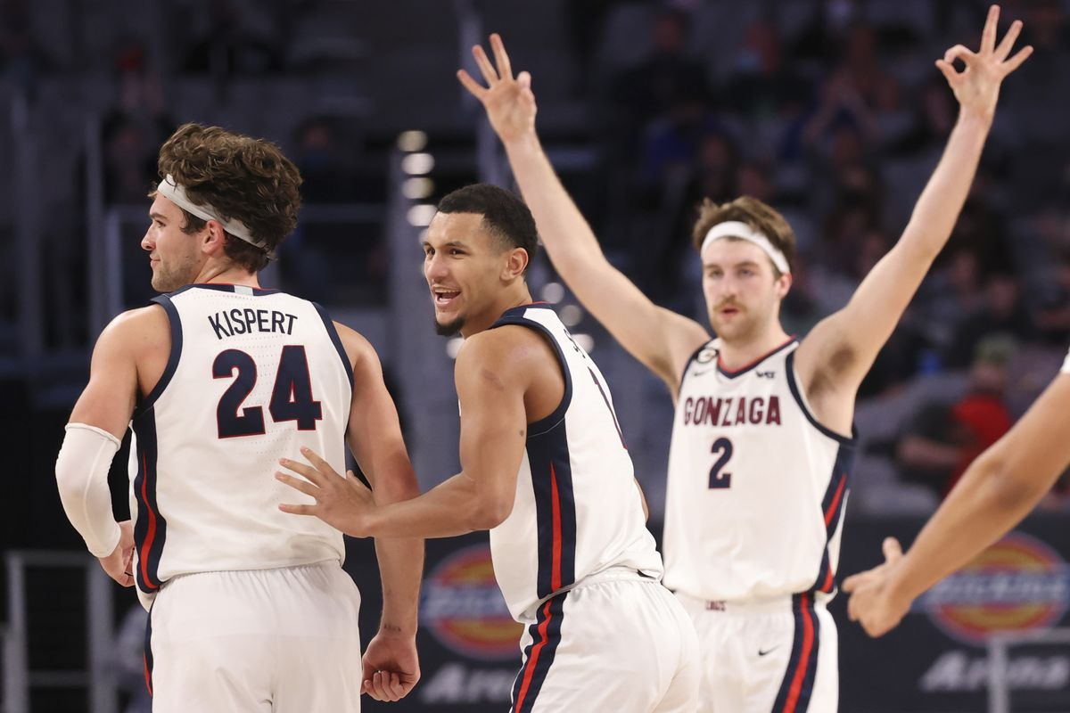 How Gonzaga of 2021 compares to previous unbeatens