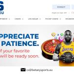 Betanysports update
