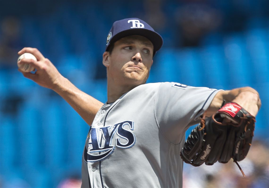 Tyler Glasnow and Rays could win it all