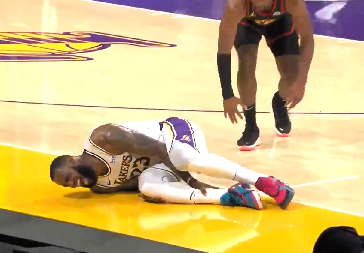 Is this the end of Lebron as we Know him?
