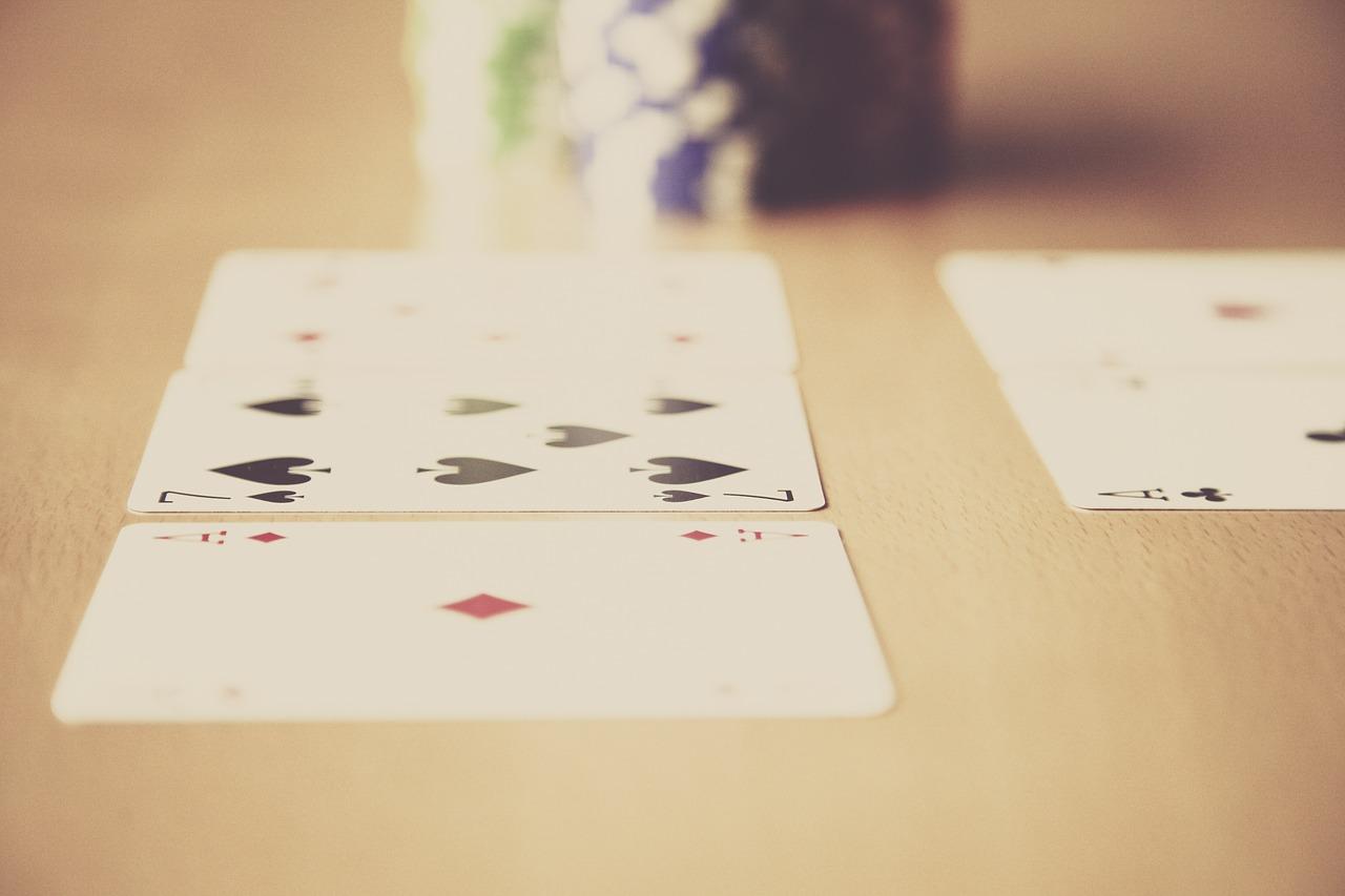 Casino Games Texas Hold Em' Poker
