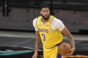Anthony Davis affects point spread
