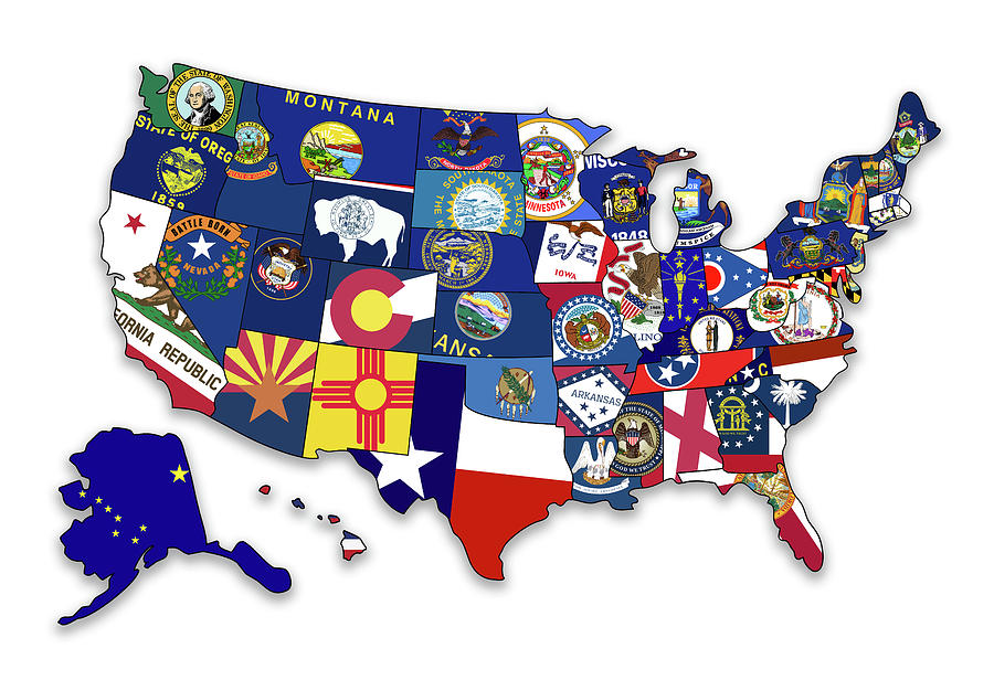Which States Bet the Most? State by state accounting