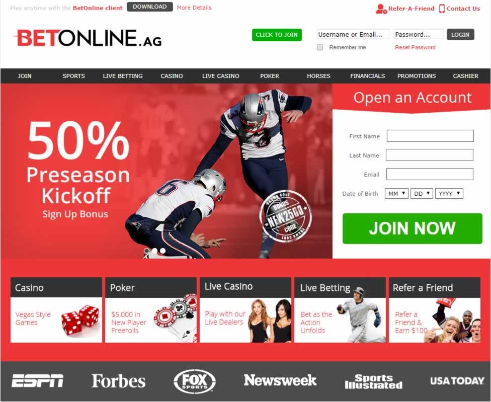 BetOnline Promo Code 2017  Sportsbook Promotion Codes
