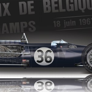 Formula One Displays