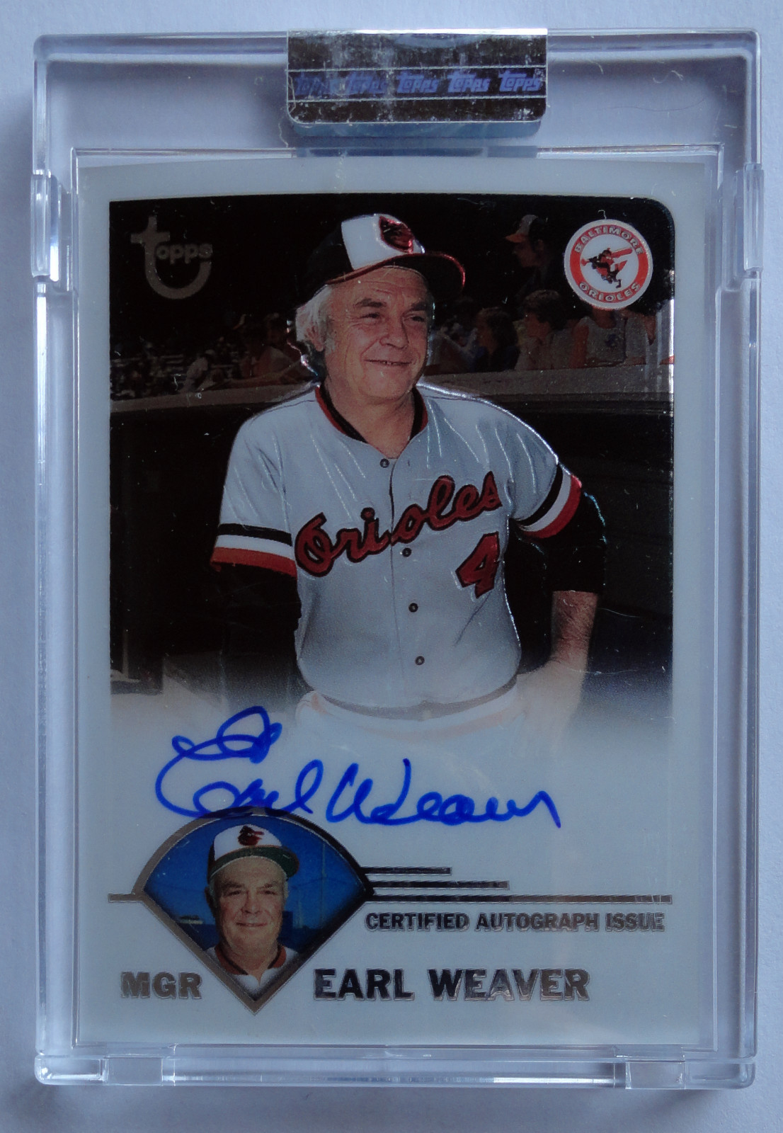 Our Favorite Sets 2003 Topps Retired Signatures The