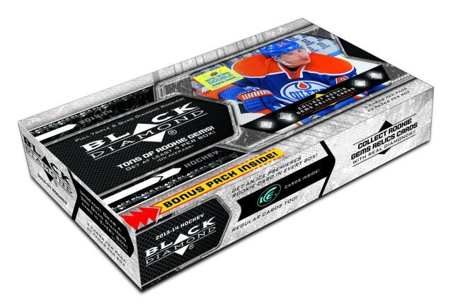 2013-14 Upper Deck NHL Black Diamond Final Checklist
