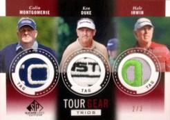 2014-SP-Game-Used-Golf-Memorabilia-Tour-Gear-Trios-Mongomery-Duke-Irwin