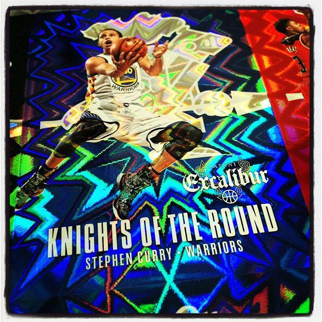 Panini Previews Knights of the Round Insert