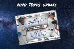 Pack Preview: 2020 Topps Update