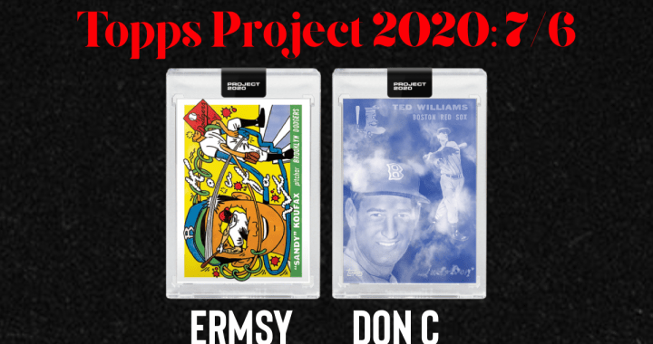 Topps Project 2020: 7/6