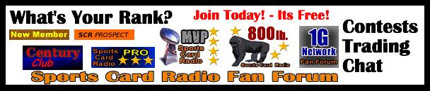 Sports Card Radio Forum