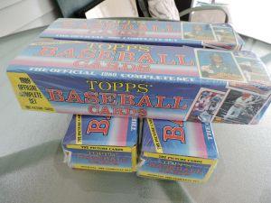 1989 Topps Baseball Complete Factory Set