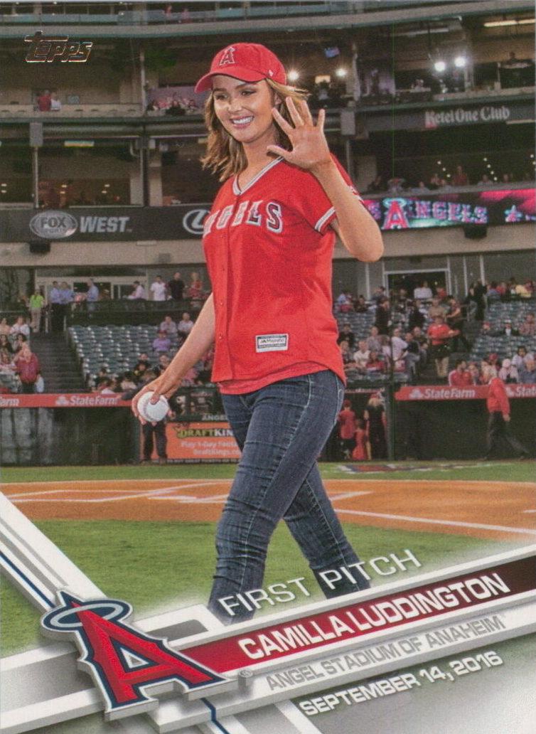 2017 Topps Series 2 Baseball Checklist Sports Card Radio