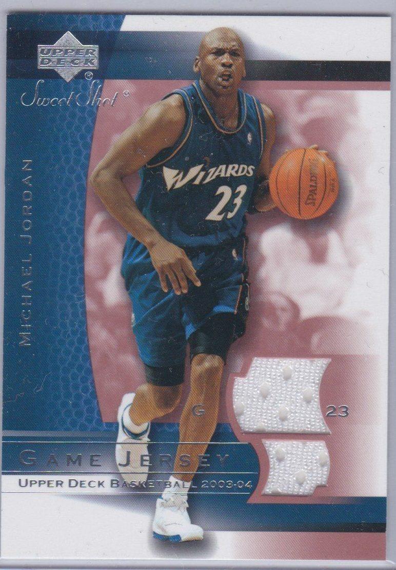 2003 04 Upper Deck Sweet Shot Basketball Checklist Sports Card Radio