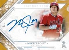 2018 Topps Diamond Icons Baseball Checklist Sports Card Radio