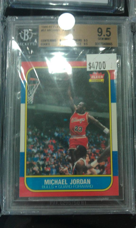 Card Prices At The National Sports Collectors Convention Sports
