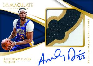 ce0359ed9c5 2017-18 Panini Immaculate Collection Basketball delivers the widest array  of unique memorabilia to the hardcourt. This comes with patches