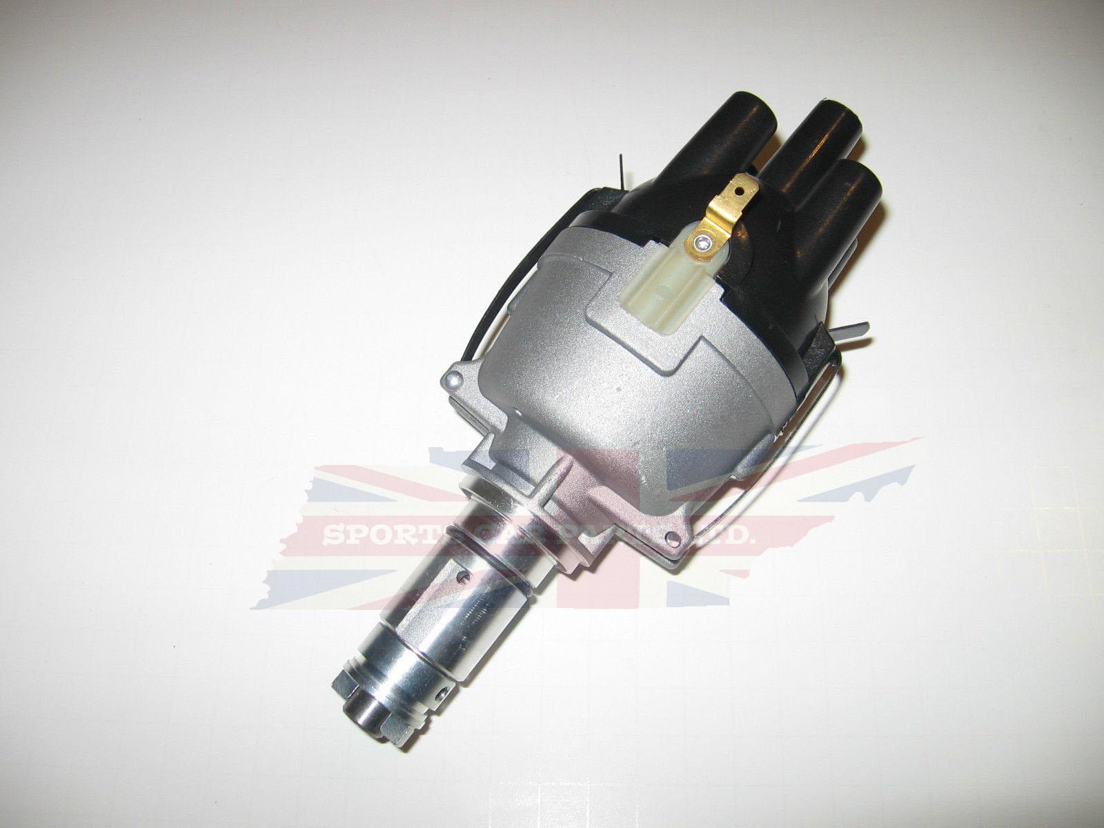 Cyl Electronic Distributor Replaces Lucas 45d Mg Mga Mgb Midget More