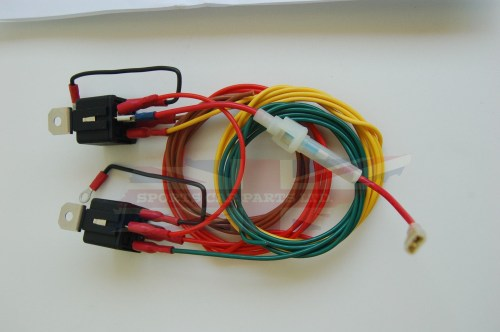 small resolution of headlight headlamp wiring harness relay kit headlight headlamp wiring harness relay kit 117515