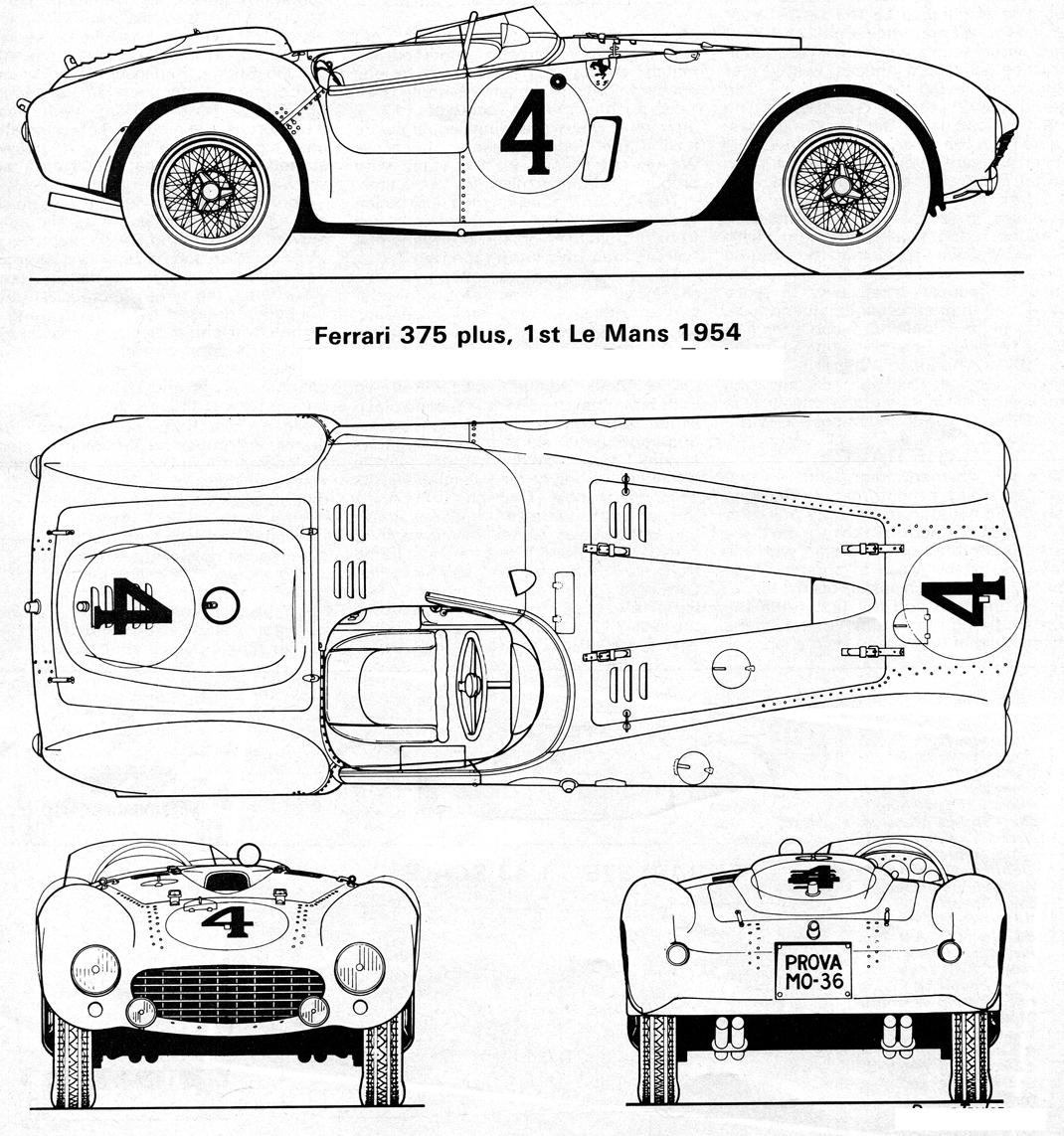 Ferrari Wiring Diagrams on